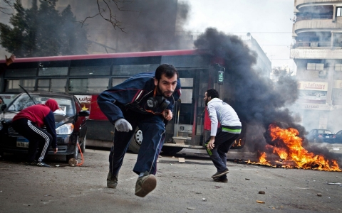 Thumbnail image for Egypt: Anti-coup protesters killed in clashes with police