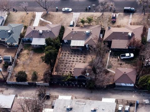 Armed Guards Defend Illegal California Marijuana Farms Al Jazeera America