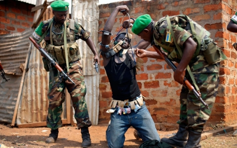 Thumbnail image for Central African Republic: A reporter's perspective