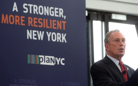 Ex-NYC mayor Bloomberg named UN climate change envoy