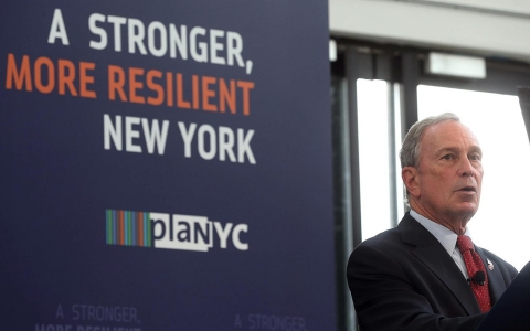 Thumbnail image for Ex-NYC mayor Bloomberg named UN climate change envoy