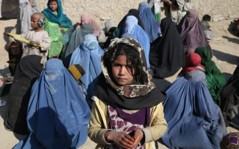 Thumbnail image for Violent crime against Afghan women hits record levels, says rights chief