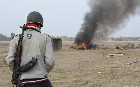 Thumbnail image for Five questions and answers on the latest violence in Iraq