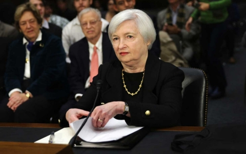 Thumbnail image for Senate confirms Yellen as Federal Reserve chief