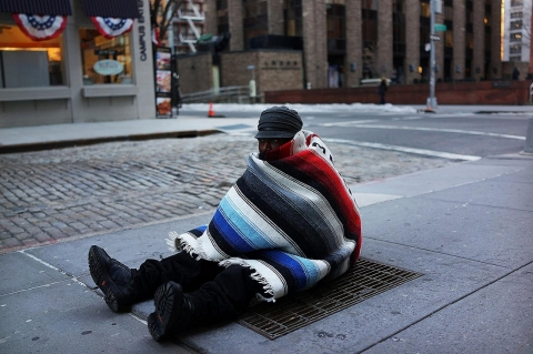 Thumbnail image for Deep freeze in eastern US places heavy burden on nation's homeless