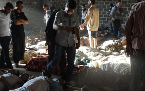 Thumbnail image for UN abandons death count in Syria