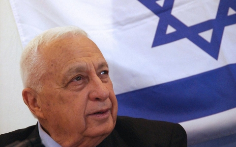 Thumbnail image for Ariel Sharon: 1928-2014