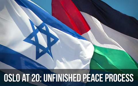 Click here for our coverage of two decades Israel-Palestine negotiations