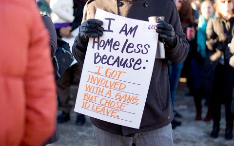 Homelessness, Denver, adolescents, young adults, job training