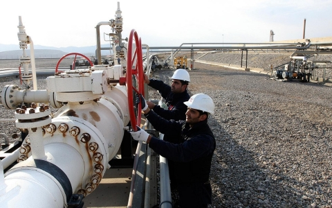 Thumbnail image for Iraq's Kurds start unilateral oil exports