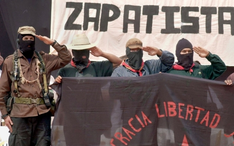 Thumbnail image for Opinion: The neo-Zapatistas: Twenty years after