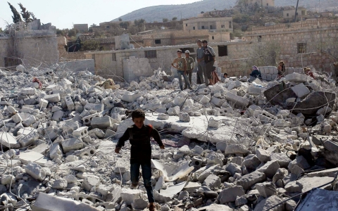 Thumbnail image for Despite questions over legality of US strikes in Syria, world stays quiet