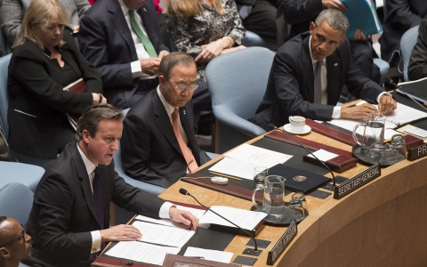 Thumbnail image for UN resolution prompts question: When is a foreign fighter a 'terrorist'?