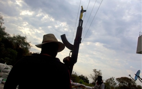 Thumbnail image for The making of Mexico's vigilantes