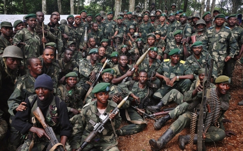 At least a dozen Congo soldiers killed in east