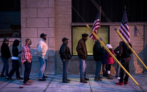 Thumbnail image for GAO: Voter ID laws cut turnout by blacks, young
