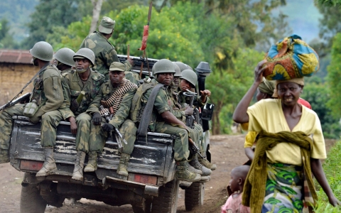 Thumbnail image for Ugandan rebels suspected in deadly attack in DRC