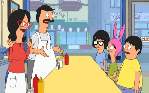Thumbnail image for 'Bob's Burgers' animates a struggling mom-and-pop shop
