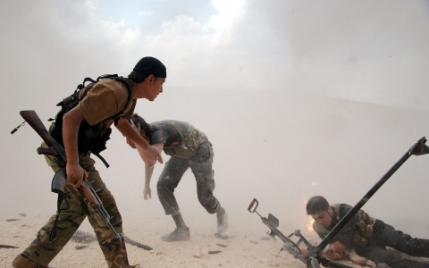 Thumbnail image for Question for Obama's Syria plan: Who are the moderate rebels?
