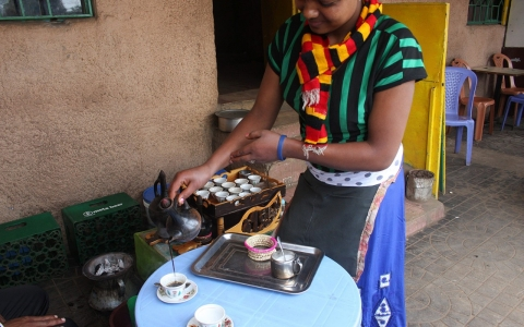 Thumbnail image for Arabica in Addis Ababa: Climbing the coffee ladder in Ethiopia