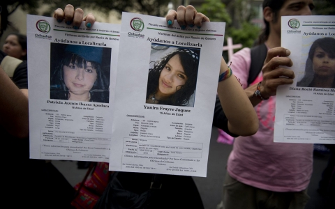 Thumbnail image for Women murdered with impunity in Juarez, activists and families say