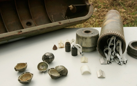 Thumbnail image for What are cluster bombs?