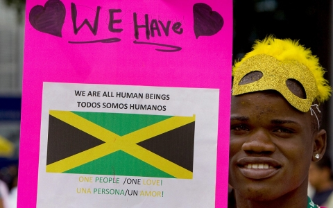 Thumbnail image for LGBT Jamaicans face rampant discrimination, says rights group