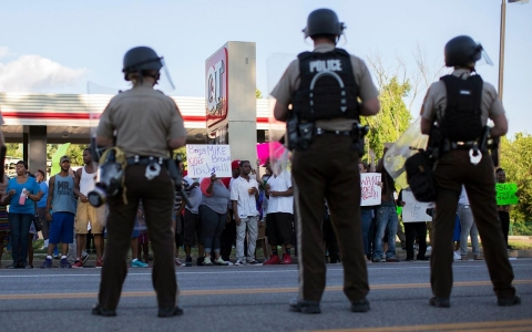 Thumbnail image for Opinion: Ferguson and the cult of compliance