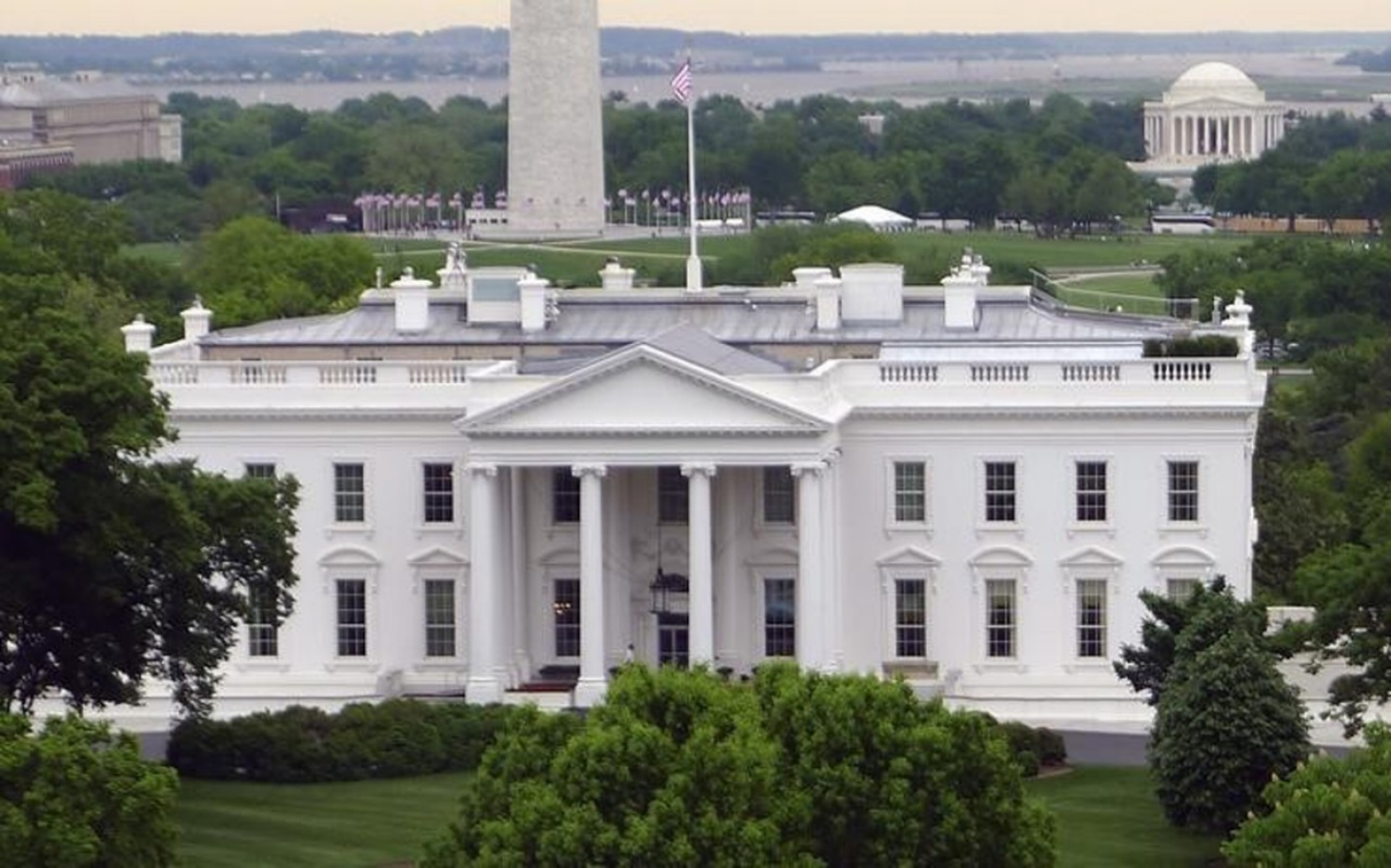 Intruder caught after scaling white house fence al for The white housse