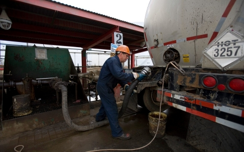 Thumbnail image for Bakken crude more flammable than other oil, US agency warns