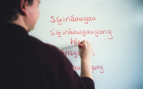 Thumbnail image for Alaska gov. signs bill to recognize indigenous languages