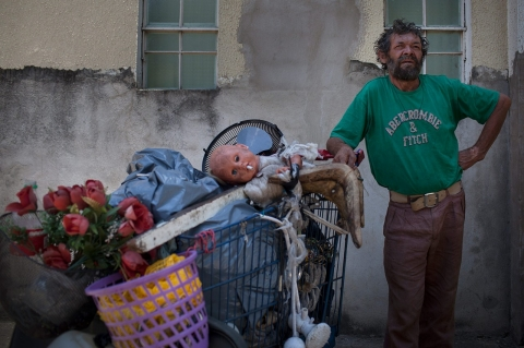 Goiania Brazil homeless deaths