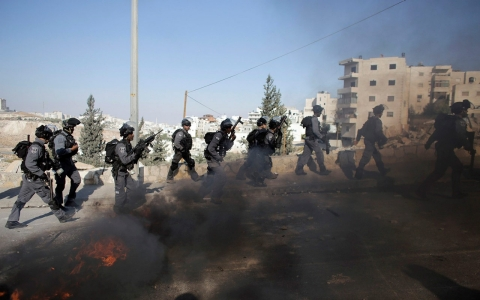 Thumbnail image for Israel'€™s Jerusalem paradox: Turmoil shows the city is hardly 'undivided'