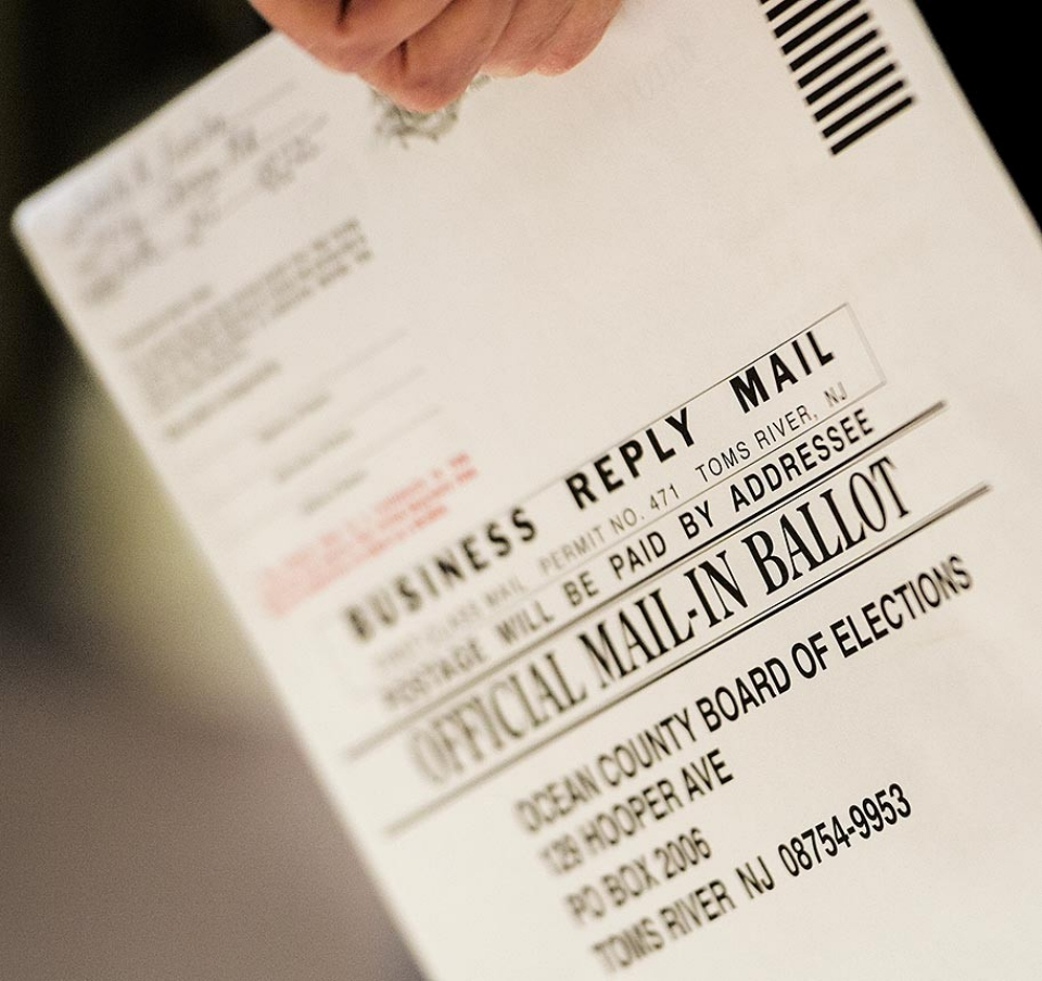 New Jersey e-vote experiment after Sandy declared a disaster | Al ...