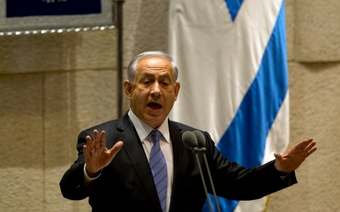Thumbnail image for Netanyahu vows to continue building Jewish settlements in East Jerusalem