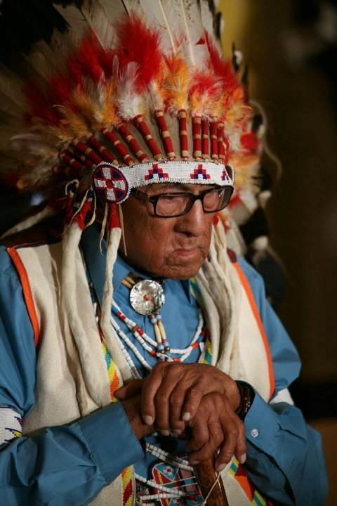 Crow tribe, Plains Indians, war chiefs