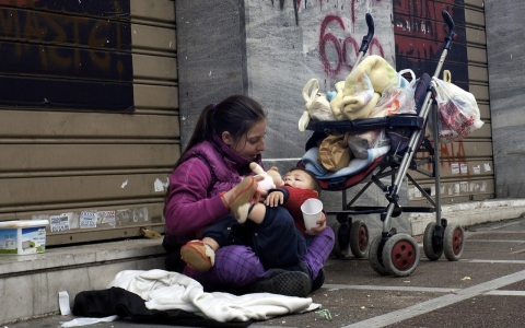 Thumbnail image for Child poverty rates soar in world's richest countries