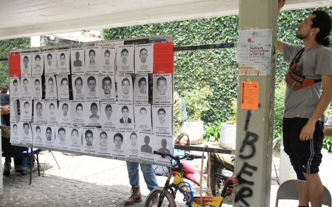 Thumbnail image for Mexico universities call strike in solidarity with missing students