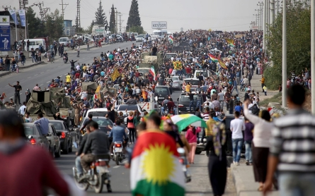 FSA, Iraqi Kurdish forces set to reinforce Kobane against ISIL onslaught