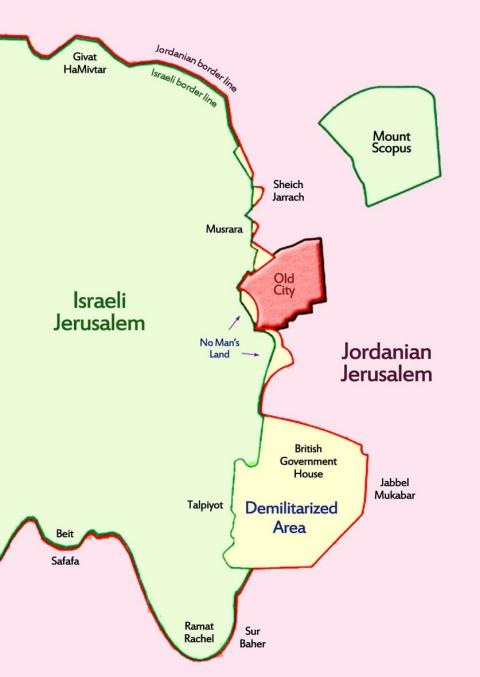 Who owns Jerusalem? | Al Jazeera America
