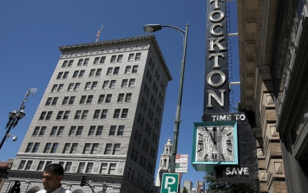 Judge approves Stockton's plan to exit bankruptcy