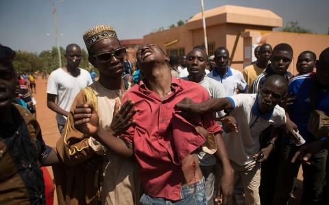 Thumbnail image for Burkina Faso's president resigns amid wave of violent unrest