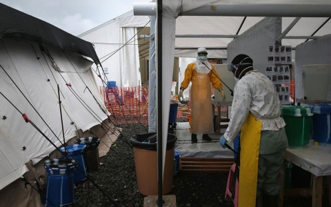 Thumbnail image for US quarantining of doctors, nurses having 'chilling' effect on Ebola fight