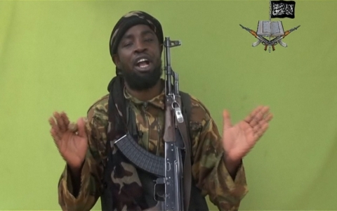 Thumbnail image for Boko Haram leader says kidnapped schoolgirls were 'married off'