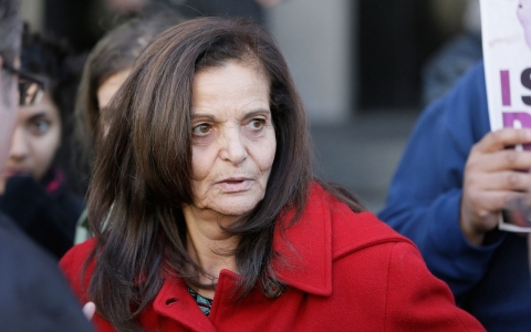 Image result for Rasmieh Yousef Odeh