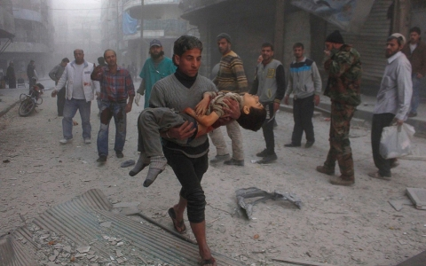 Thumbnail image for UN's new road map for peace in Syria faces same old pitfalls