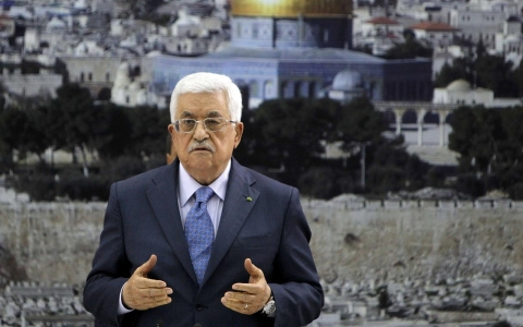 Thumbnail image for Palestinian president accuses Israel of provoking a 'religious war'
