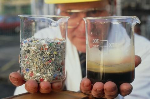 The afterlife of plastic | Al Jazeera America