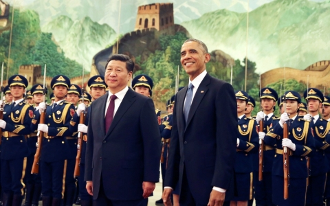 Thumbnail image for US and China reach agreement on climate change, greenhouse gases