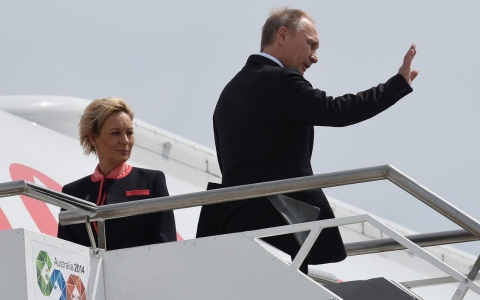 Thumbnail image for Putin exits testy G-20 summit early, citing desire for sleep